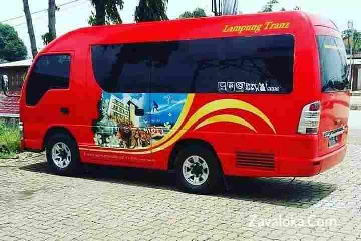 Agen Travel Jakarta Lampung Murah