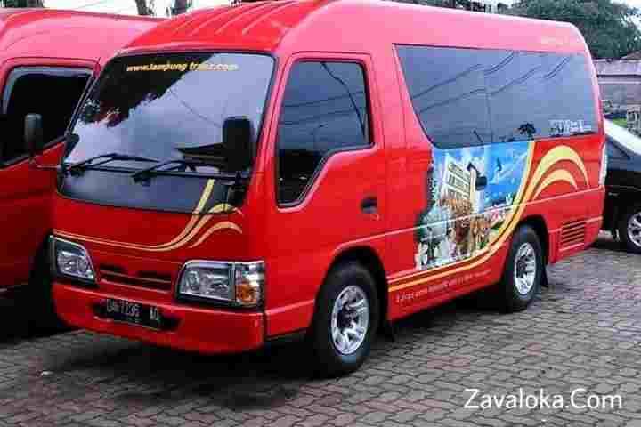 Jurusan dan tarif Travel Serpong Lampung