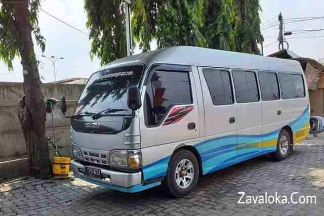 Travel Depok Lampung aman dan nyaman
