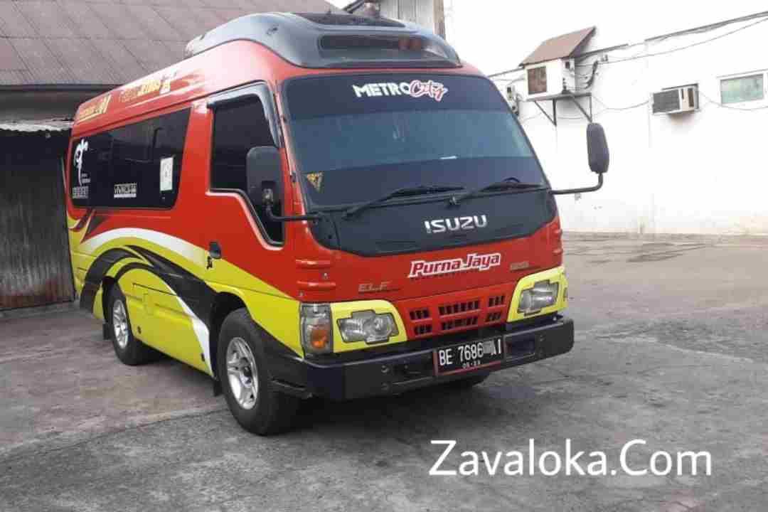 Agen travel Tanjung Priok ke Lampung