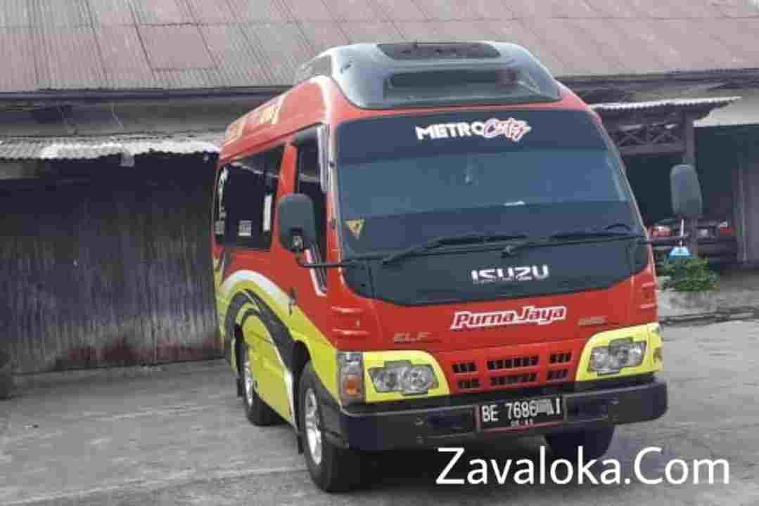 Alamat travel Cinere Lampung