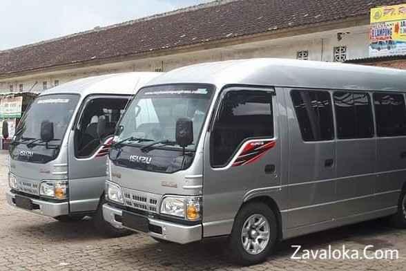 Info travel terminal Senen ke Lampung