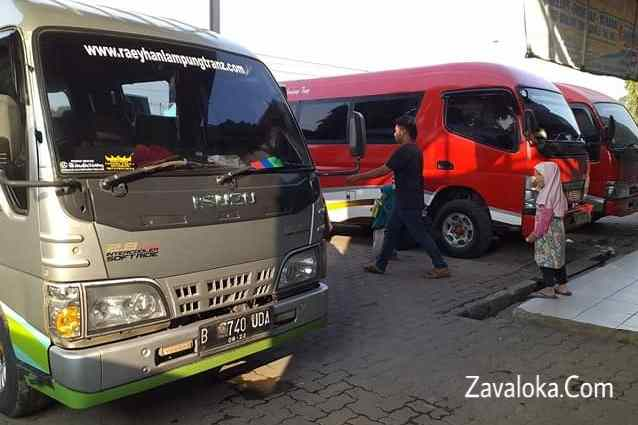 Jadwal Travel Cibubur Lampung
