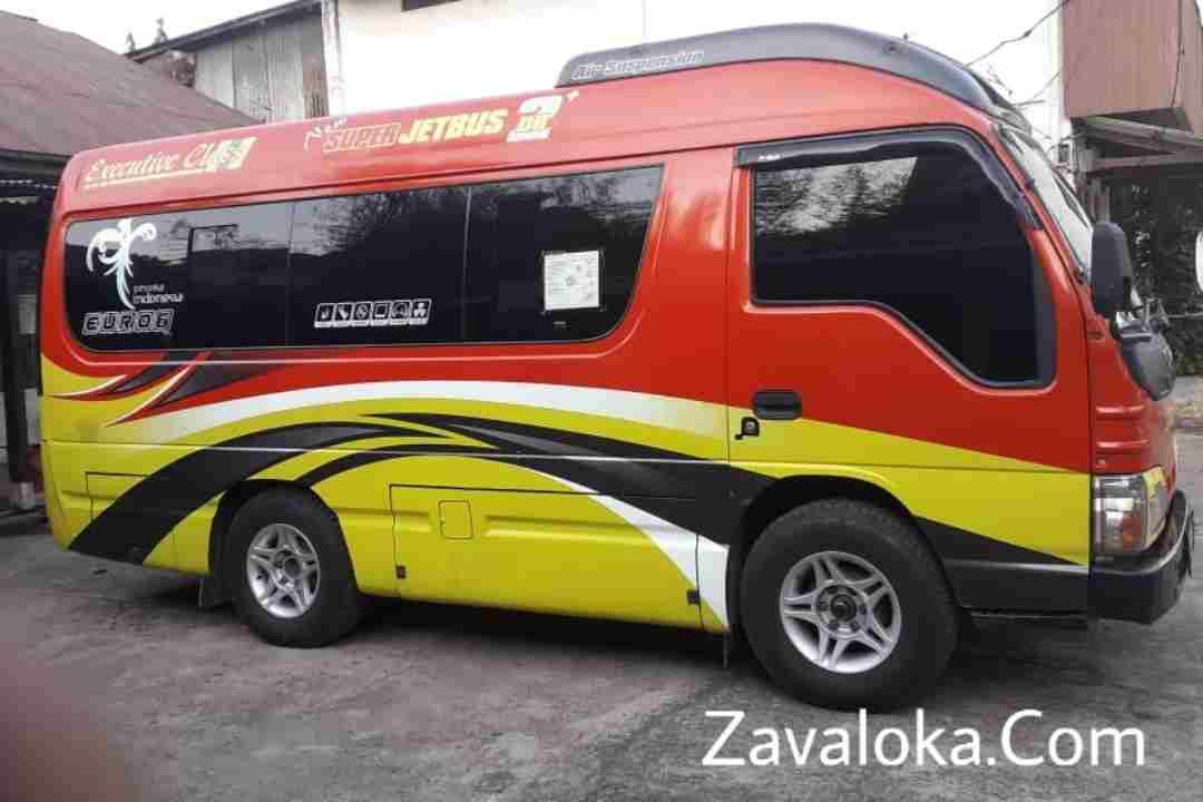 Jadwal Travel Lampung Tangerang