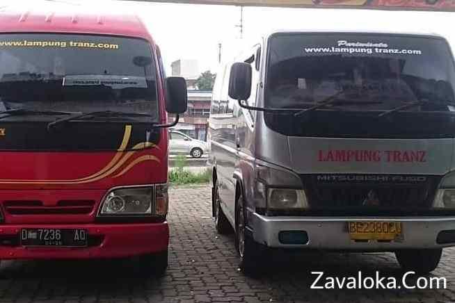 Jadwal travel Kalibata City ke Lampung
