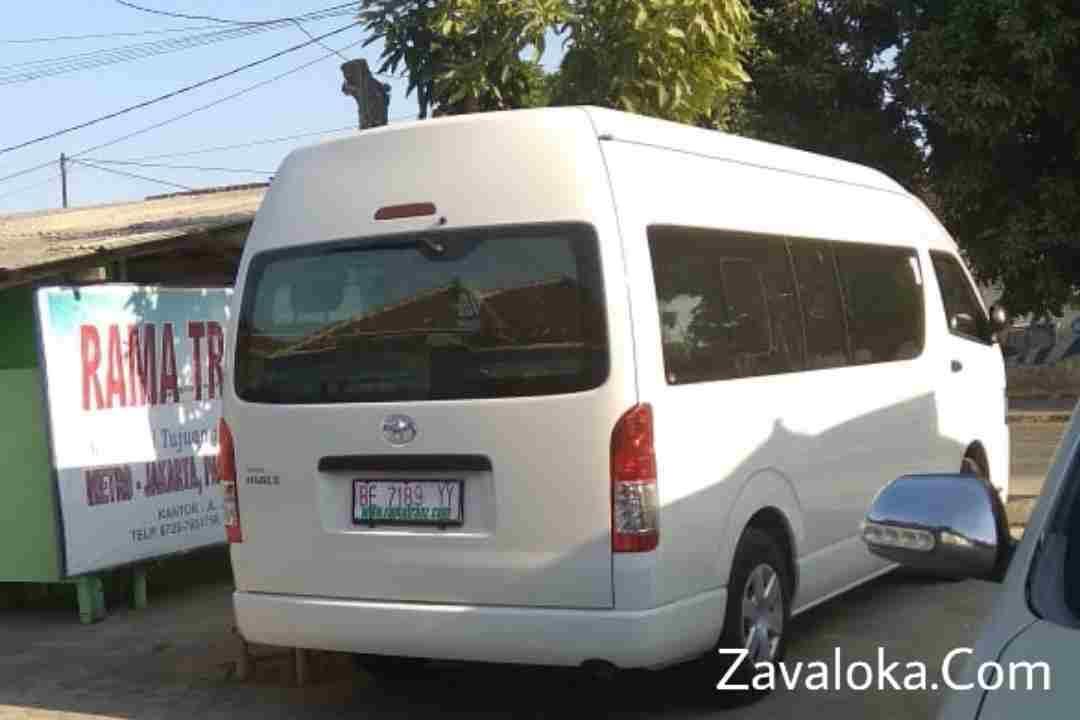 Travel Ciracas ke Lampung