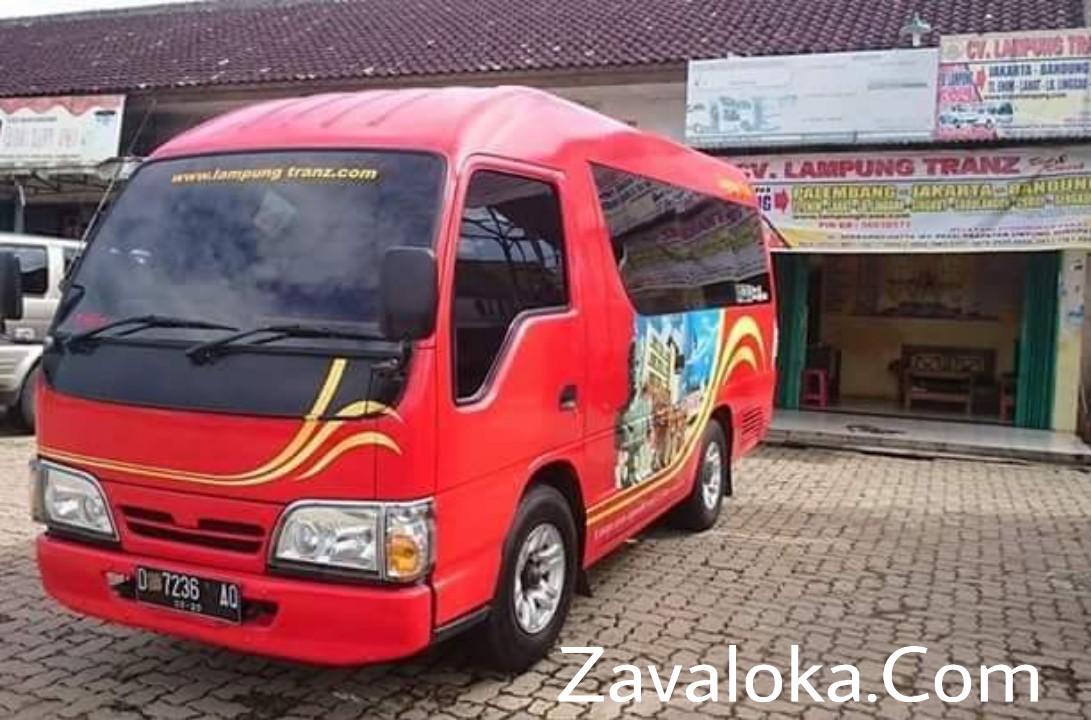 Info Jasa Travel Mampang Jakarta Ke Lampung