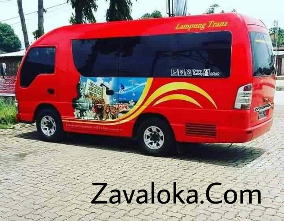 Jadwal Agen Travel Pasar Minggu Jakarta Ke Lampung