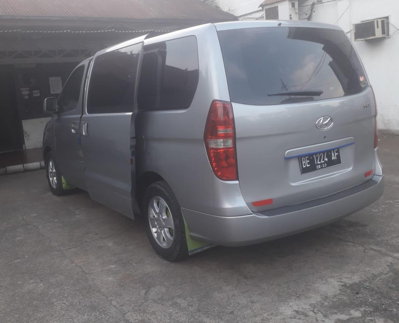 Jasa Travel Jati Warna Bekasi Lampung
