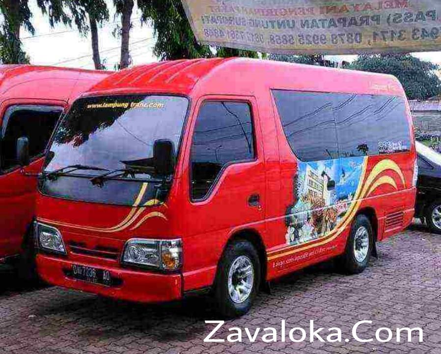 Tarif Travel Curug Tangerang Lampung