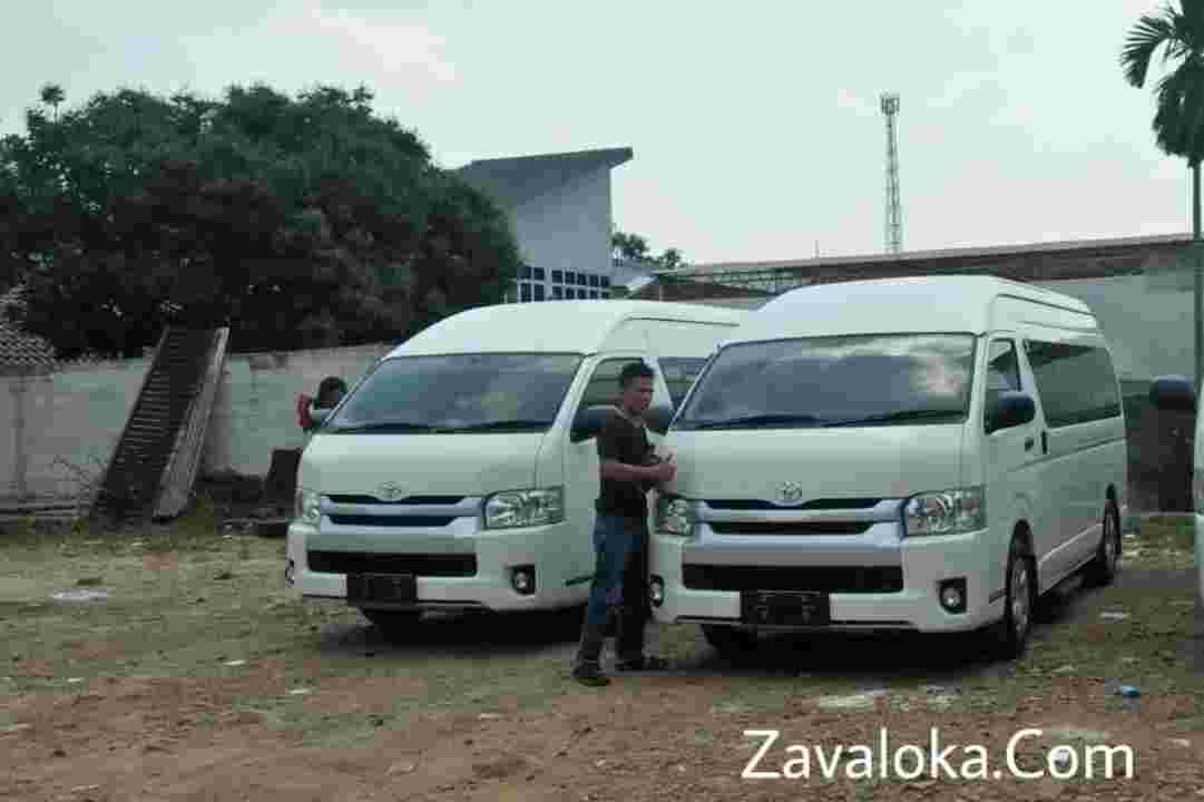 Jadwal Travel Balaraja Tangerang Ke Lampung - Door To Door