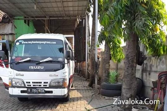 Jasa Travel Ciputat Tangerang ke Lampung