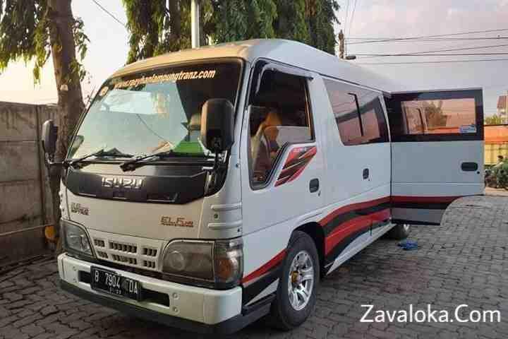Jurusan Travel Jati Bening Bekasi Lampung