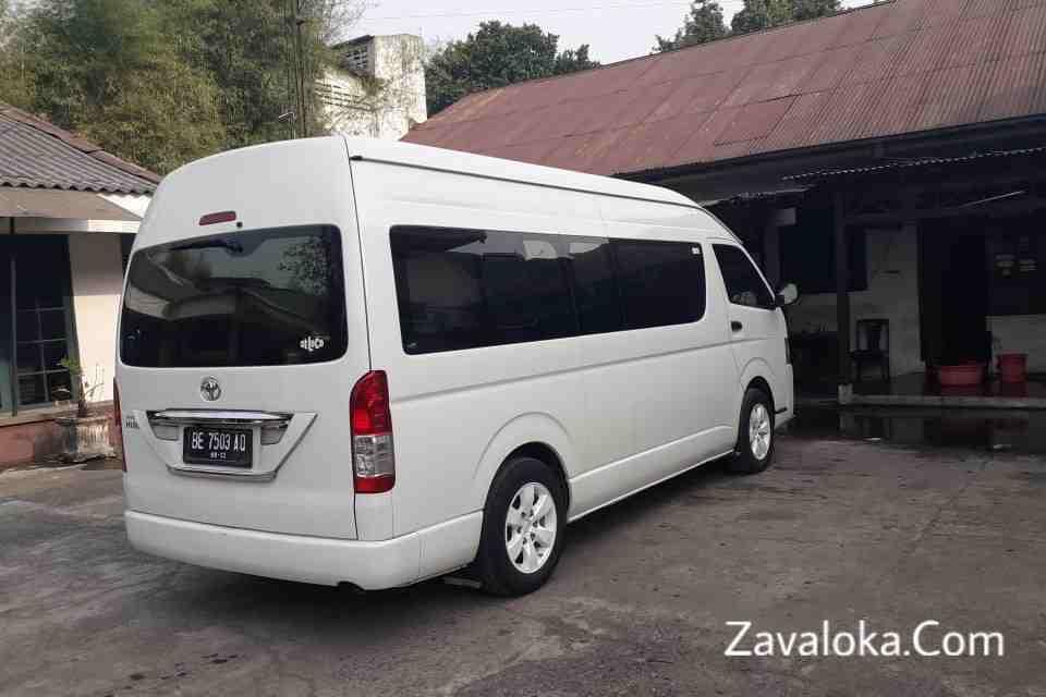 Agen Travel Jakarta ke Lampung