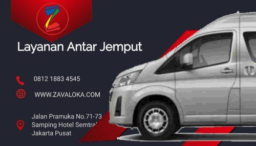 Travel Jakarta - Tulang Bawang Lampung
